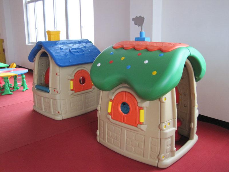 厂家直销 儿童塑料游戏屋/幼儿塑料小房子/幼儿玩具